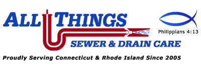 Professional & Trustworthy Sewer & Drain Care serving Connecticut and Rhode Island