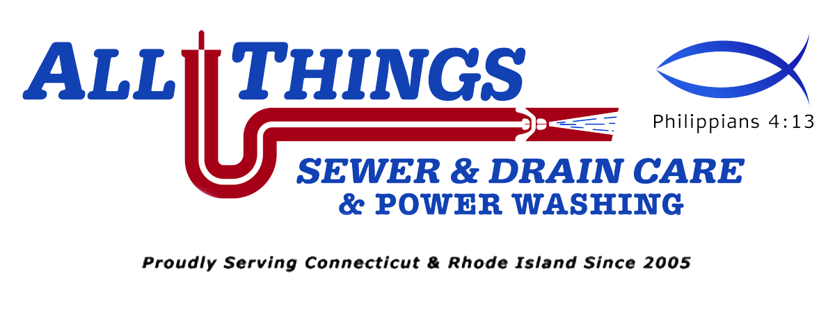 Sewer & Drain Cleaning Services in Connecticut & Rhode Island Logo